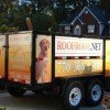 RoofRoof Dumpster Wrap